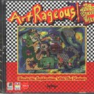 ArtRageous! The Amazing World of Art CD-ROM for Win/Mac - NEW in SLEEVE