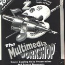Multimedia Workshop (Ages 10+) CD-ROM for Macintosh - NEW in SLEEVE