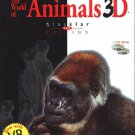 The World of Animals 3D (2 CDs) for Windows - NEW in SLV