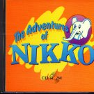 The Adventures of NIKKO (Ages 3-6) PC-CD - NEW Sealed JC