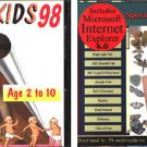 Smart Kids 98 (Ages 2-10) CD-ROM for Windows 95/98 - NEW in JC
