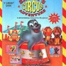 Sandy's Circus Adventure (Ages 3-7) CD-ROM for Windows - NEW in SLEEVE
