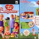 My Dream Job Babysitter CD-ROM for Windows - NEW in SLV