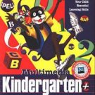 Multimedia Kindergarten+ (Ages 3-7) CD-ROM for Windows - NEW in SLEEVE