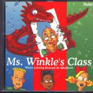 Ms. Winkle's Class (Ages 6-10) CD-ROM for Windows - NEW in SLEEVE