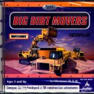 Matchbox Caterpillar Big Dirt Movers PC-CD for Windows - NEW in SLEEVE