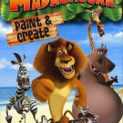 Madagascar Paint & Create CD-ROM for Windows - NEW in SLV