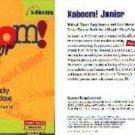 KABOOM! Junior (Ages 8+) CD-ROM for Windows - NEW in SLEEVE