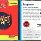 IMAGINATOR! (Ages 8-12) CD-ROM for Windows - NEW in SLEEVE