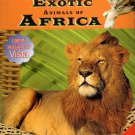 DK: Exotic Animals of Africa (Ages 8-11) PC-CD - NEW in SLV