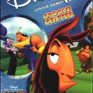 Disney's: The Emperor's New Groove - Groove Center CD Ages4-6 Win/Mac -NEW in JC