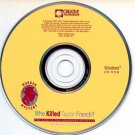 Who Killed Taylor French? PC CD-ROM for Windows - NEW in SLV