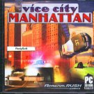 Vice City MANHATTAN PC CD-ROM for Windows 98/ME/XP - New in JC