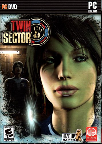Twin Sector PC DVD-ROM for Windows XP & Vista - NEW in SLV