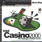 Total Casino 2000 ver2.0 PC-CD for Windows 95/98/NT - NEW in JC