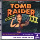 TOMB RAIDER III SE (Adventures in India) PC CD-ROM Windows 95/98 - NEW in SLEEVE