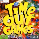 Time Out Games Collection CD-ROM for Win95/98 - New SLEEVE