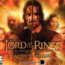 The Lord of The Rings Activity Studio PC-CD - NEW in SLV