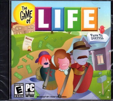 The Game of Life - Path to Success PC-CD - NEW in SLV