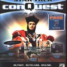 Star Trek Conquest OnLine PC CD-ROM for Windows 95/98/2000 - NEW in SLEEVE