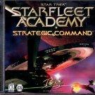 Star Trek - Starfleet Academy - Strategic Command PC (2CDs) - NEW in SLV