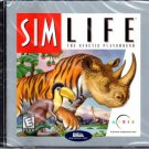 SimLife: The Genetic Playground PC-CD for Windows - NEW in SLV