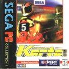 Sega PC Formula Karts CD-ROM for Win95/98 - NEW in SLV