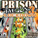 Prison Tycoon 3: LOCKDOWN PC-CD for Windows XP/Vista - NEW in SLV