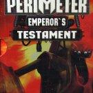 PERIMETER: Emperor's Testament (2CDs) for Windows - NEW in SLV