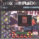Next Generation Vol. 3: Cards & Casinos PC-CD for Windows 95/98 - NEW in SLEEVE