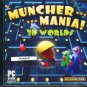 Muncher Mania! 3D Worlds CD-ROM Win98/ME/XP - New in SLV