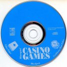 Masque CASINO GAMES CD-ROM for Windows - NEW in SLV