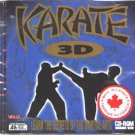 KARATE 3D CD-ROM for Windows 95/98 - NEW in SLEEVE