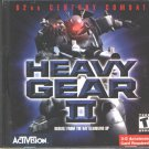 Heavy Gear II PC CD-ROM for Windows 95/98 - NEW in SLEEVE