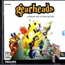 gearheads (Ages 6+) PC CD-ROM for Windows - NEW in SLV