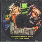 Frankenstein CD-ROM for DOS - NEW in SLV