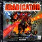ERADICATOR PC CD-ROM for DOS/Windows 95 - NEW Sealed JC