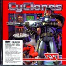 Cyclones PC CD-ROM for DOS - NEW in SLEEVE