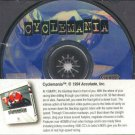 CYCLEMANIA CD-ROM for DOS/Windows95 - NEW in SLV
