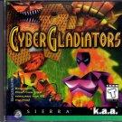 Cyber Gladiators PC CD-ROM for Windows - New in SLV