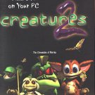 Creatures 2 CD-ROM for Windows 95/98 - NEW in SLEEVE