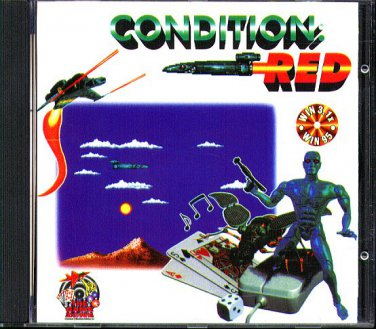 Condition RED (Full Version) PC CD-ROM for DOS or Windows 3.1/95 - New in SLV