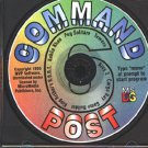 Command Post 6 (7 Games) CD-ROM for DOS/Win - NEW in SLV