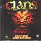 Clans PC CD-ROM for Windows 95/98 - NEW in SLV