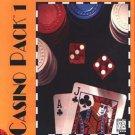 Casino Pack 1 CD-ROM for Windows - NEW in SLV