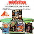 CAPSTONE CD GAME Collection PC-CD-ROM - NEW in SLV