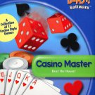 BLAST! CASINO MASTER CD-ROM for Windows - New in SLV