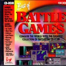 Best of Battle Games PC CD-ROM for DOS - NEW in SLV