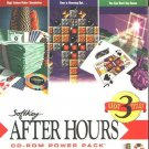 AFTER HOURS CD-ROM Power Pack for PC - NEW in SLV