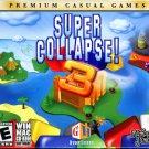 Super Collapse! 3 CD-ROM for Win/Mac - NEW in SLV